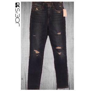 Joe's High Rise Skinny Ankle Jeans